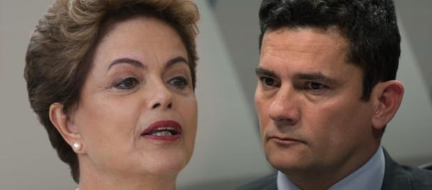 Juiz Sérgio Moro agendou depoimento da ex-presidente Dilma à Lava Jato