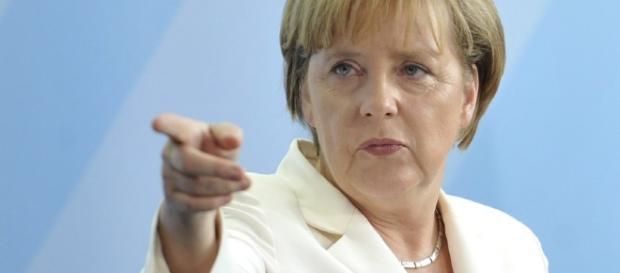 La cancelliera tedesca oggi in visita in Turchia