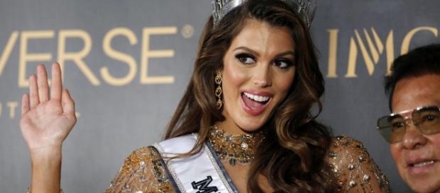 Miss Universo, trionfa Iris Mittenaere: che tifosa per la Francia ... - corrieredellosport.it