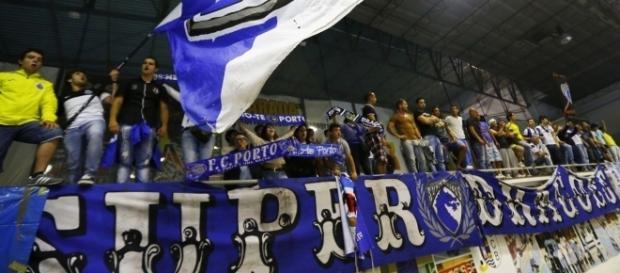 Os Super Dragões são a torcida oficial do FC Porto