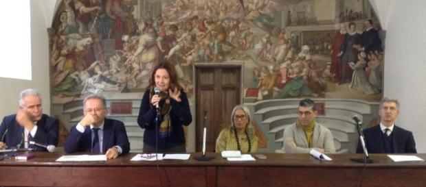Presentazione restauro Istituto degli Innocenti