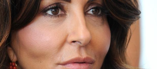 Sabrina Ferilli incinta a 52 anni