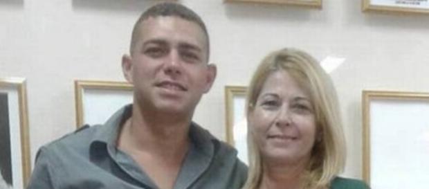 Silvia Gomes está muito triste e preocupada com o desaparecimento de seu filho