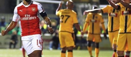 FA Cup: Sutton United 0-2 Arsenal highlights - BBC Sport - bbc.co.uk
