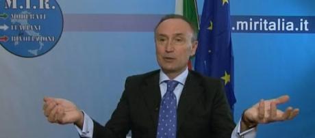 Riforma pensioni, intervento di Gianpiero Samorì (Moderati in rivoluzione)