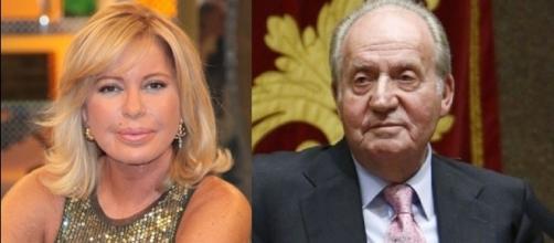 Bárbara Rey, cerca de pronunciarse sobre su affaire con Juan Carlos I en Sálvame Deluxe