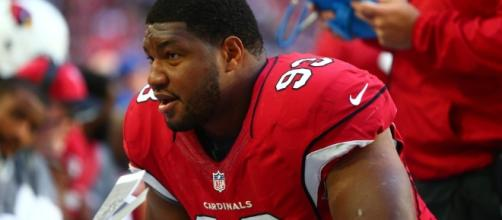 Calais Campbell image sourced via blasting news library