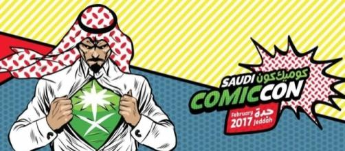Celebration of western pop culture and shocase of local talent at the 2017 Saudi Comic Con / Photo from 'The Life Pile' - thelifepile.com