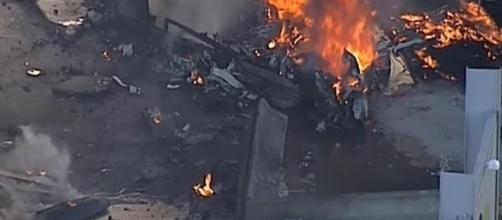 Five dead in Melbourne air crash as tourist charter plane crashes ... - thesun.co.uk