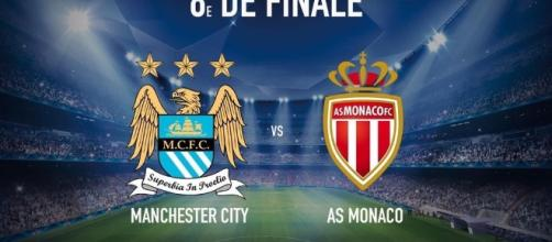 Football Monaco - LdC : Monaco défiera Manchester City en 8e de ... - foot01.com