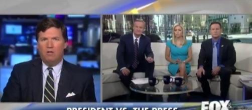 Fox News on Donald Trump, via Twitter