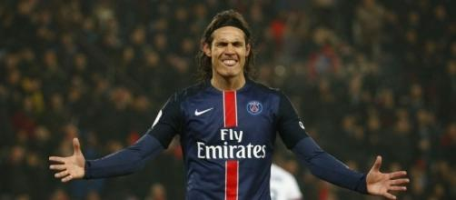 Has Cavani Been Dropped From Blanc's XI For Good? – PSG Talk - psgtalk.com