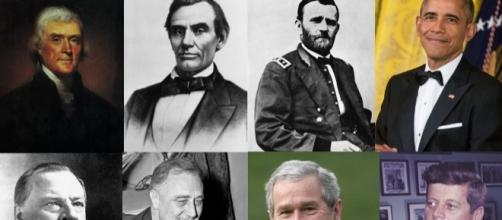 How would you rank the US presidents? - Photo via AP- voanews.com