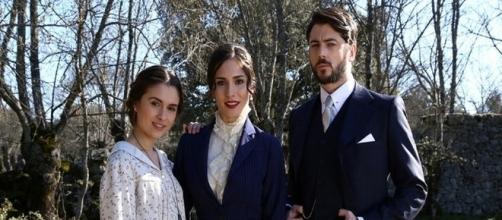 Il Segreto, anticipazioni febbraio 2017: Beatriz, Camila ed Hernando