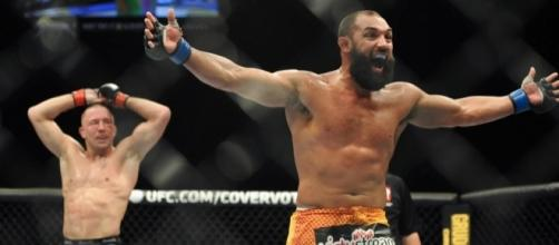 Johny Hendricks wants a shot at redemption | photo credit - dallasnews.com