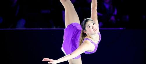 Mirai Nagasu earned the bronze medal at the 2017 Four Continents Championships in South Korea. The Skating Club of Boston/Flickr