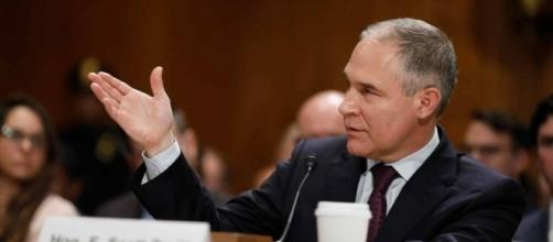 Scott Pruitt Confirmed to Lead Environmental Protection Agency ... - kqed.org