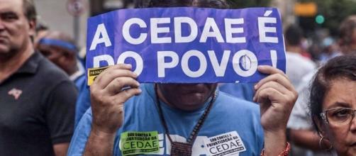 Servidores do estado realizam protestos desde o fim de 2016 – Esquerda Online - com.br