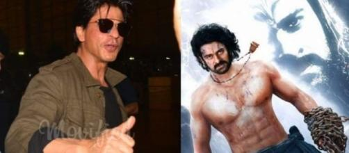 """Shah Rukh Khan to be part of """"Baahubali 2: The Conclusion"""" topsy.one"""