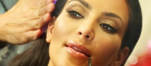 Source: Wikimedia. Kim Kardashian weight loss tips shock