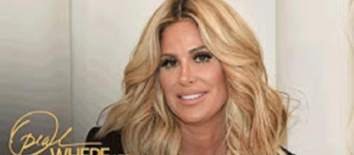 Source: Youtube OWN. Kim Zolciak-Biermann brags up diet and exericise, forgets plastic surgery