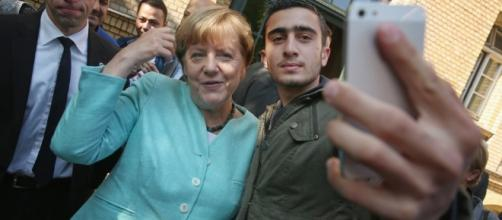 Syrian refugee sues Facebook after his Merkel selfie is falsely ... - cbc.ca