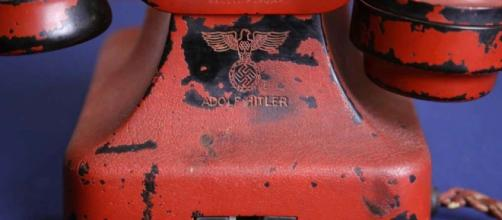 Telephone owned by Adolf Hitler sells for $243,000 - Times Union - timesunion.com
