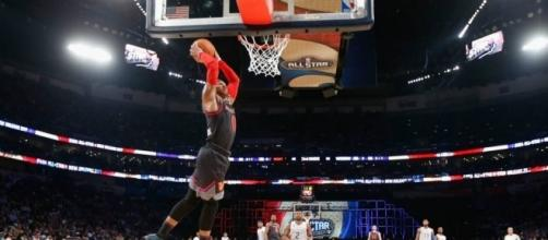 The All-Star Game had lots of dunks, and no defense- sportingnews.com