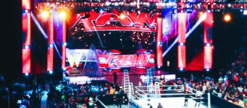 "The latest ""Raw"" episode took place in Los Angeles on Monday night. [Image via Flickr Creative Commons]"