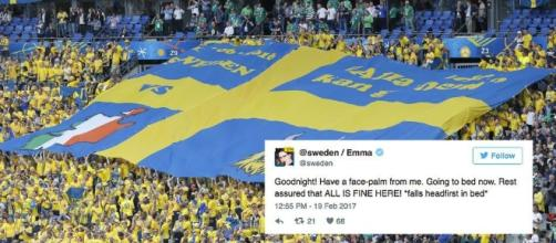 Trump appears to invent terror attack in Sweden, forcing @Sweden ... - mashable.com
