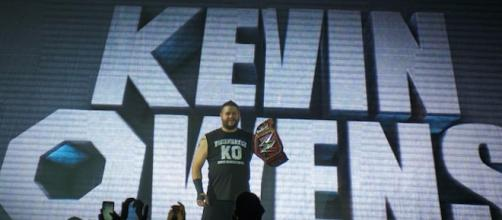 Will Universal Champion Kevin Owens appear on tonight's 'Raw' episode? [Image via Flickr Creative Commons]