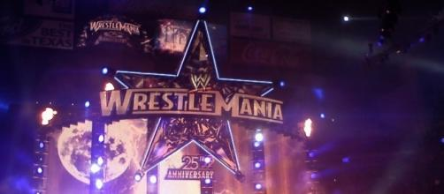 "WWE's 'WrestleMania' event is considered the ""Super Bowl"" of pro wrestling. [Image via Flickr Creative Commons]"