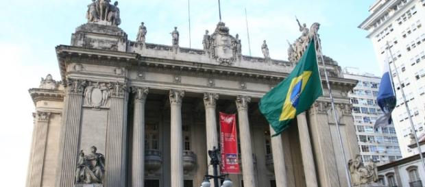 A Assembleia Legislativa do Estado do Rio de Janeiro tem sido alvo frequente de manifestações
