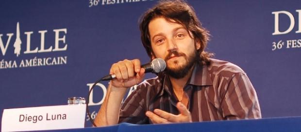 Diego Luna è stato giudice del festival di cinema di Berlino