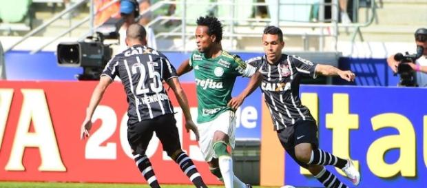 Eduardo Batista e Fábio Carrile enfrentam uma prova de fogo. (http://blast.blastingnews.com/news/edit)/