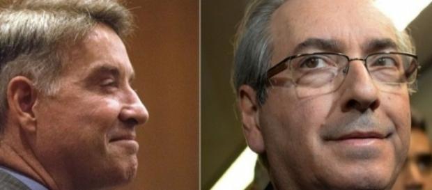 Eike e Cunha estariam envolvidos em repasse de propina, segundo delator