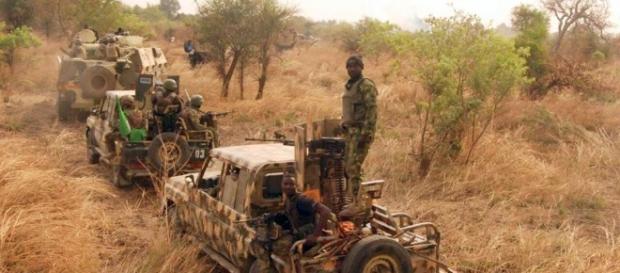 O Boko Haram considera a educação ocidental como pecado
