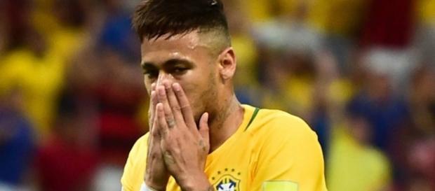 Jogador Neymar estaria envolvido em caso de corrupção