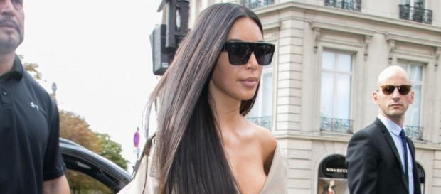 Kim Kardashian Was Reportedly Followed by Two Men Before the Paris ... - harpersbazaar.com