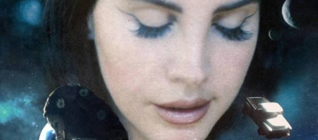"""La copertina di """"Love"""", nuovo singolo di Lana Del Rey"""