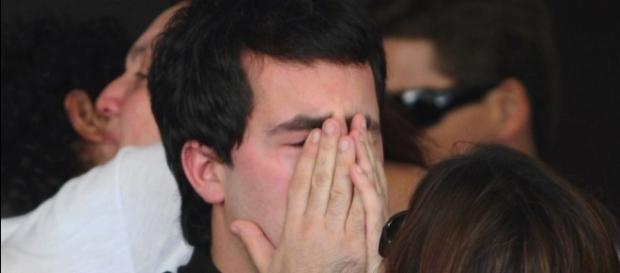 Marco Antônio Cabral revela tristeza e sofrimento com a prisão do pai