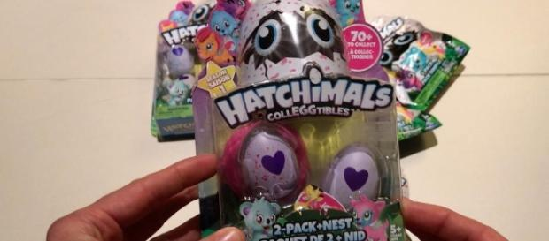 More to collect as Spin Master presents little Hatchimal Colleggtibles and Hatchimal Glitter. / Photo from '15 Minute News' - 15minutenews.com