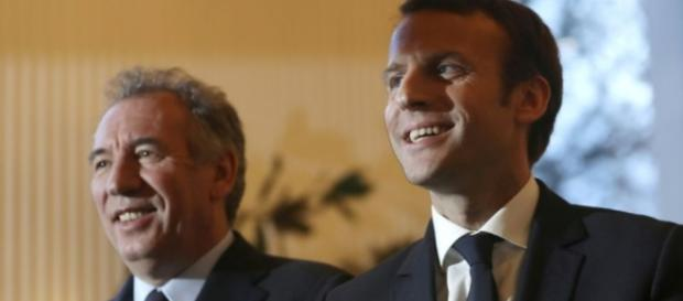 Une alliance Francois Bayrou et Emmanuel Macron ?