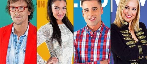 Alejandro, Elettra, Emma y Sergio, nominados semanales - telecinco.es