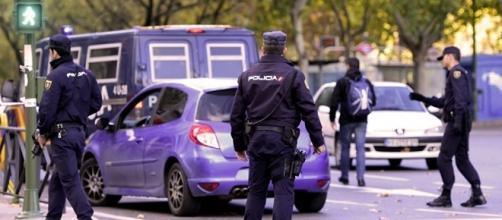 As autoridades espanholas conseguiram deter o suspeito