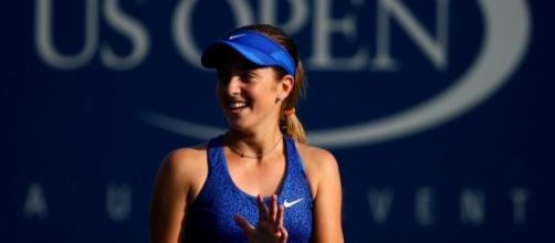 Bellis won the Hawaii Tennis Open back in December - hawaiitennisopen.com