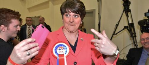 DUP leader Arlene Foster says there is no revolt in her party ... - irishnews.com