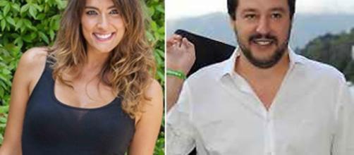 Elisa Isoardi e la love story con Matteo Salvini - leggo.it