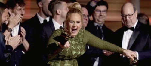 Grammy Awards 2017: Adele sweeps major categories - CBS News - cbsnews.com (Taken from BN library)