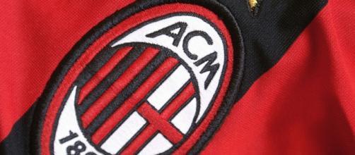 Il logo ufficiale storico del Milan